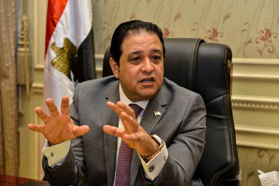 علاء عابد يشن هجوما حادا على البرلمان الأوروبي من أجل مصر