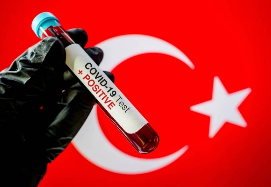 تسجل أكثر من 32 ألف إصابة بفيروس كورونا خلال 24 ساعة في تركيا
