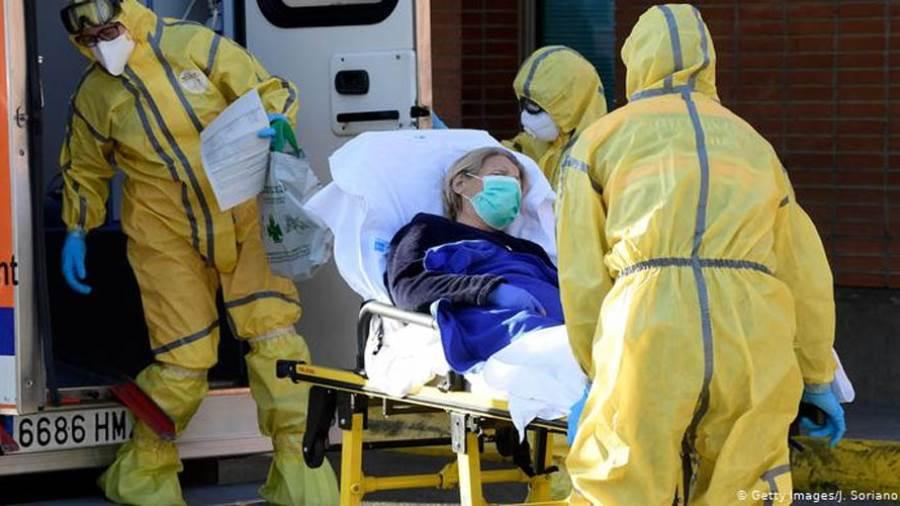 اصابات فيروس كورونا تتجاوز 18 مليون في أمريكا