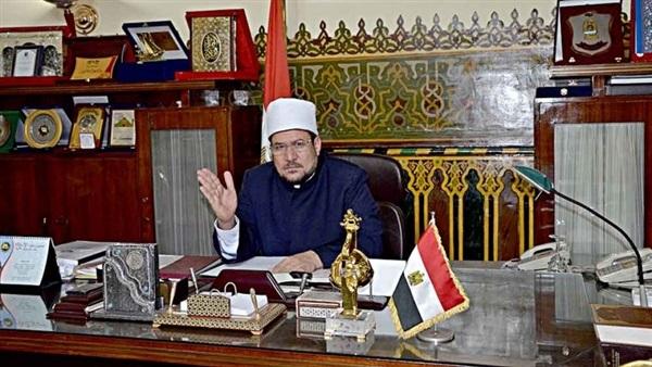 وزير الأوقاف: حديث الرئيس السيسي عن احترام المقدسات يسهم بقوة في صنع السلام