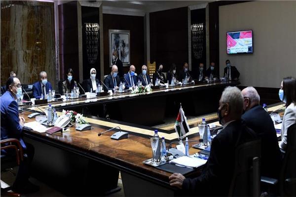 مدبولي يشدد على أهمية تحديد نقاط محددة للتعاون المشترك بين مصر والأردن