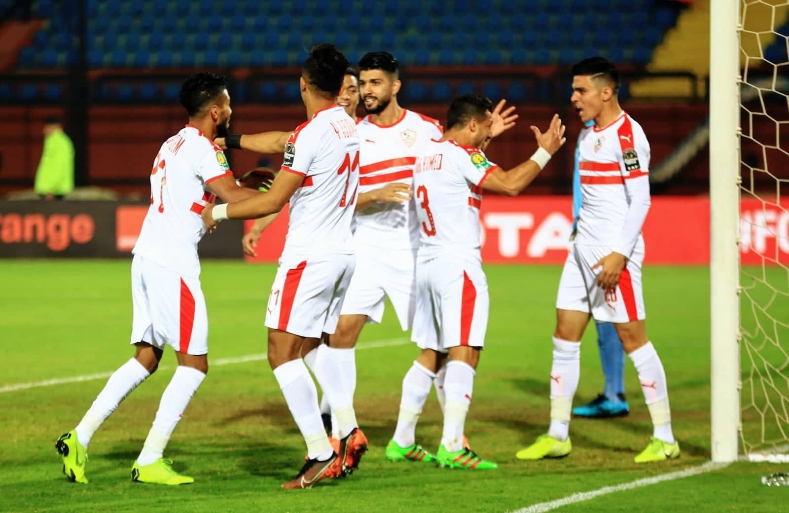 الزمالك يواجه الطلائع اليوم في نصف نهائي كأس مصر