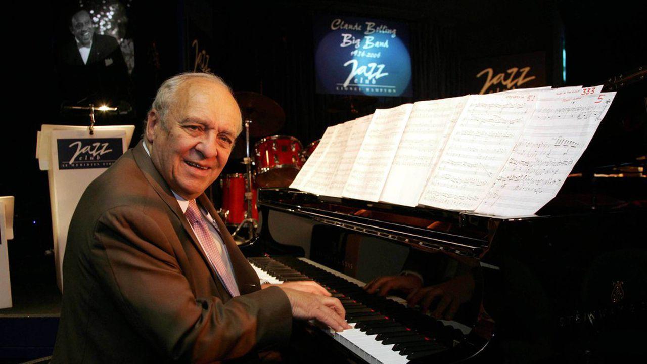 وفاة عازف الجاز الفرنسى كلود بولينج عن عمر ناهز 90 عاما