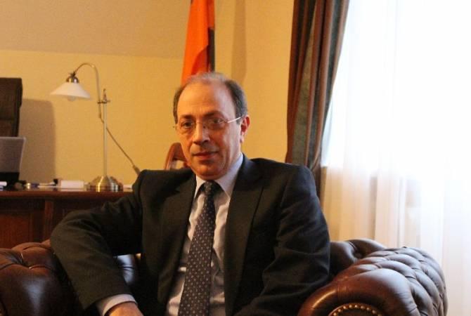 """وزير الخارجية الأرمينى يتوجه إلى موسكو لبحث أزمة """"قره باغ"""" الإثنين المقبل"""