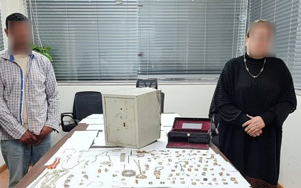ضبط عصابة تخصصت في سرقة المساكن بالقاهرة