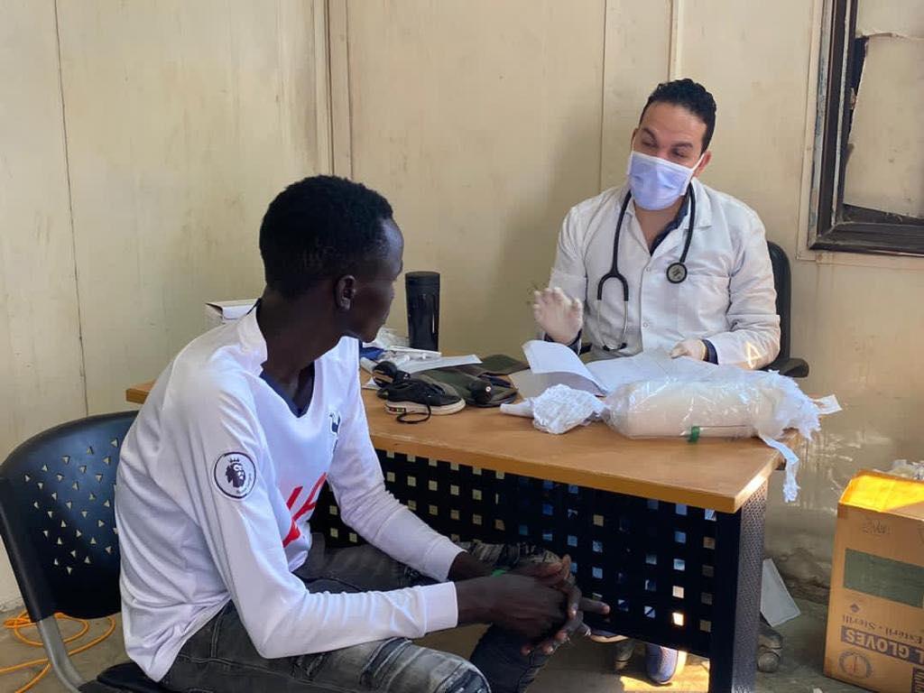 صور   وزيرة الصحة : تقديم الخدمة الطبية لـ 1822 ضمن القافلة الطبية المصرية بدولة جنوب السودان