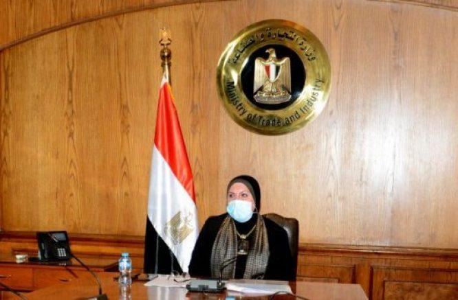 وزيرة الصناعة تصدر قراراً بوقف استيراد السيراميك والبورسلين لمدة 3 أشهر
