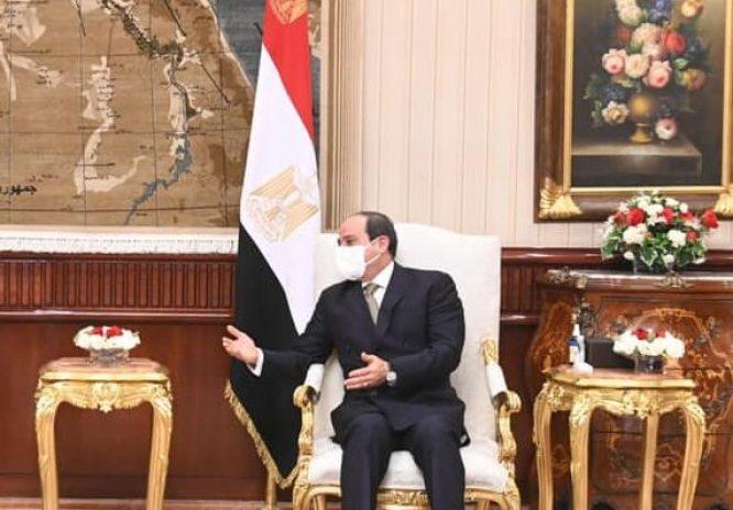 تأكيد السيسي أن القضية الفلسطينية من ثوابت السياسة المصرية أبرز اهتمامات الصحف المصرية