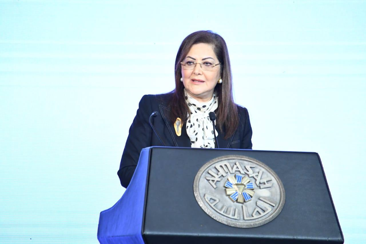صور | وزيرة التخطيط : الدولة اعتمدت سياسات نقدية «مرنة» لمواجهة «كورونا»