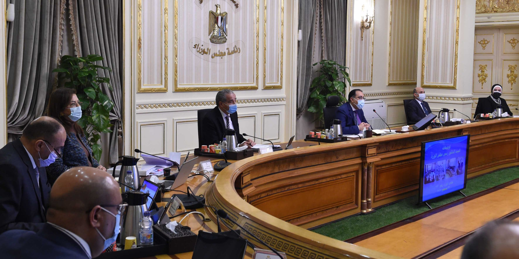 4 قرارات عاجلة لمجلس الوزراء في اجتماع الحكومة الأسبوعي