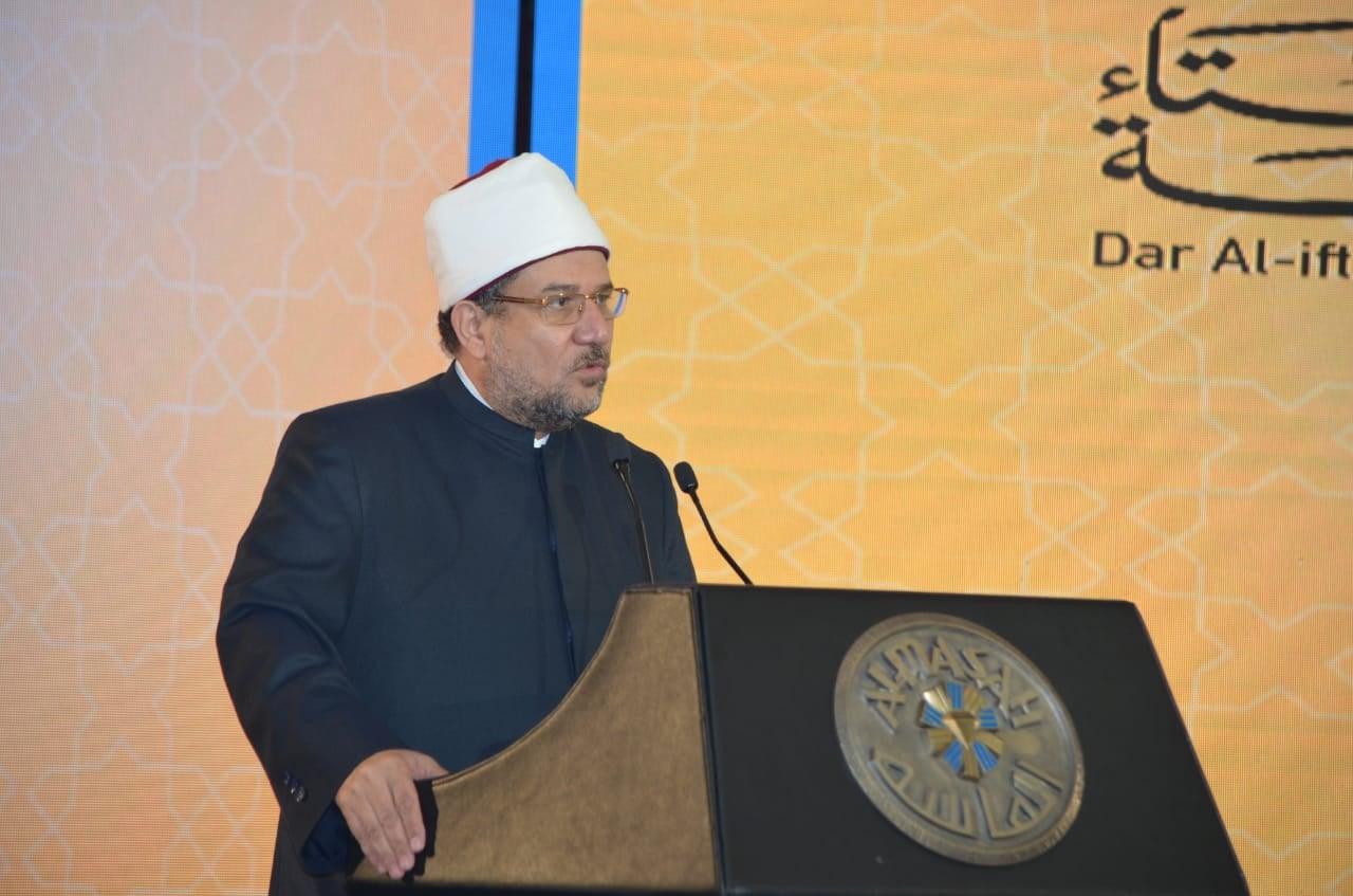 وزير الأوقاف: واجبنا دعم مؤسسات الدولة الوطنية وكشف جماعات التطرف والإرهاب