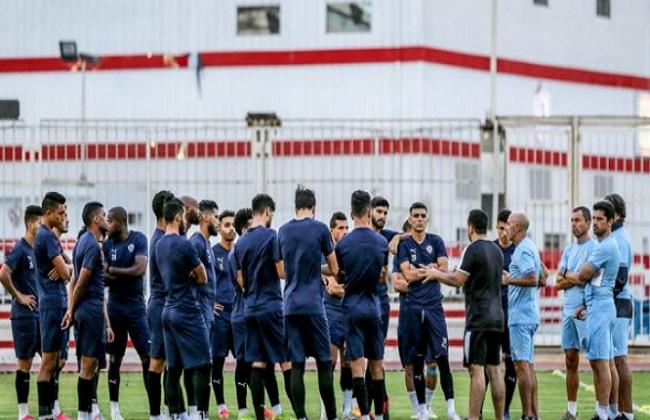 الزمالك يختتم استعداداته اليوم لمواجهة المقاولون العرب في الدوري المصري