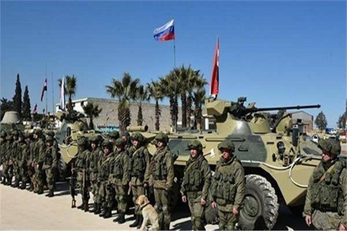 """قوات حفظ السلام الروسية تستخدم المجمع الروبوتى """"أوران-6"""" لإزالة الألغام بكاراباخ"""