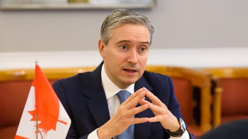 وزير الخارجية الكندى يناقش جهود مكافحة كورونا مع نظرائه من 6 دول