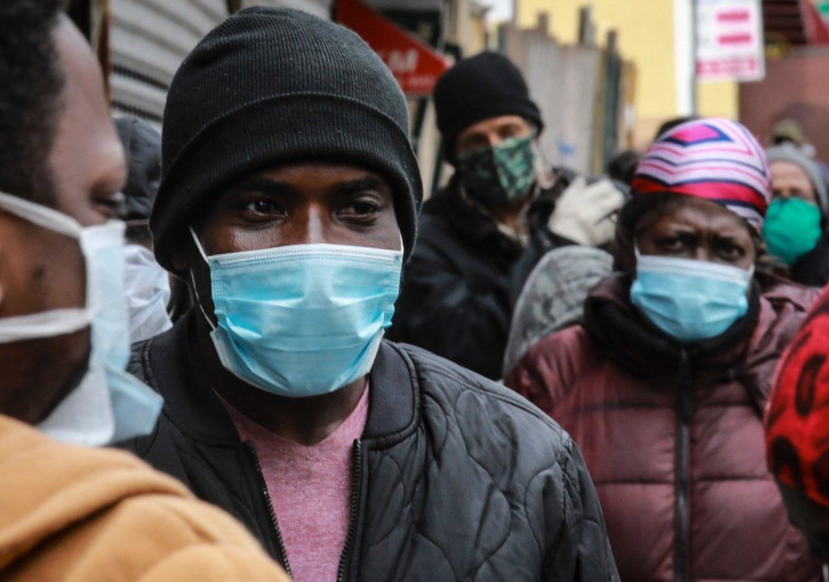 دراسة: الأمريكيون السود في نيويورك أقل عرضة بنسبة 40% للإصابة بكورونا