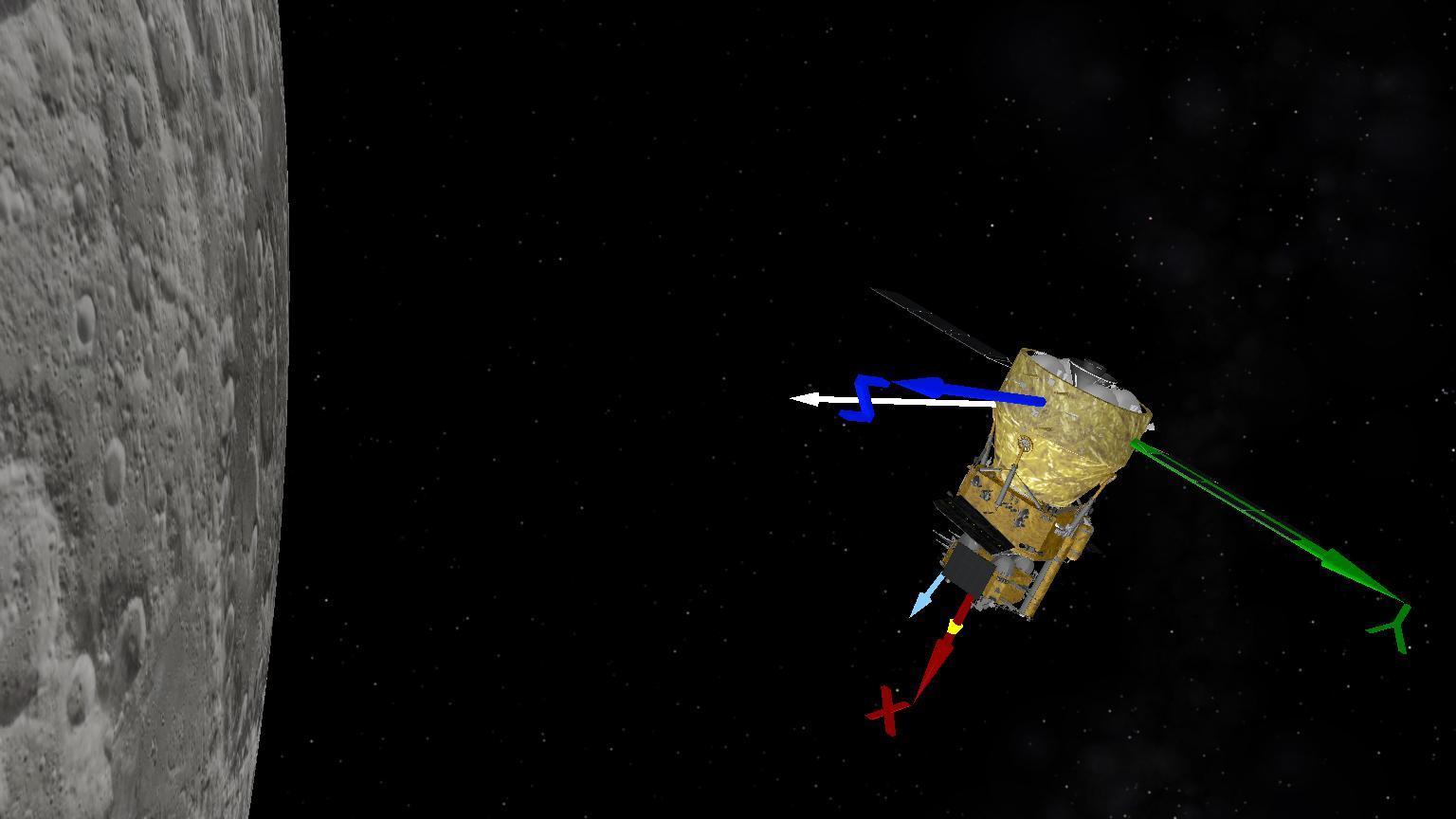 """المسبار الصيني """"تشانج آه-5"""" ينجح في جمع عينات من القمر"""