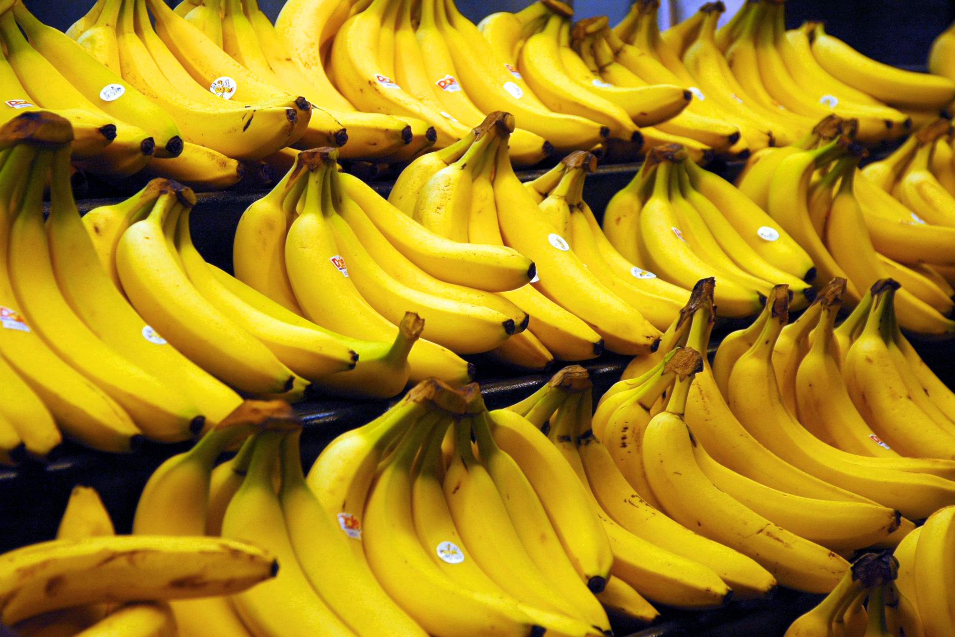 الموز خيارا مفيدا لفقدان الوزن
