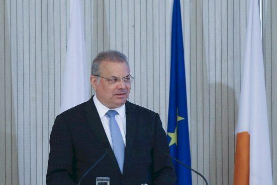وزير الداخلية القبرصي يطالب بدعم الاتحاد الأوروبى لمكافحة الهجرة غير الشرعية