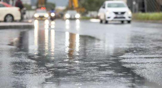 الأرصاد: انخفاض في درجات الحرارة وأمطار على القاهرة الكبرى غدا