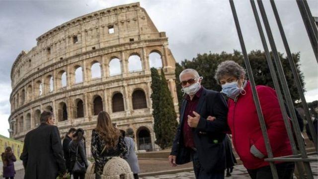 تسجيل أكثر من 15 ألف إصابة جديدة و467 وفاة بفيروس كورونا في إيطاليا
