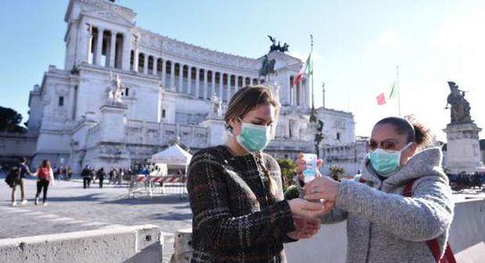 تسجل أكثر من 15 ألف إصابة و 507 وفيات جديدة بسبب فيروس كورونا في إيطاليا