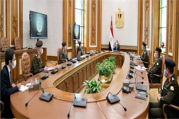 السيسي يوجه بتوفير أحدث المعدات والآلات لمشروع تطوير الريف المصري