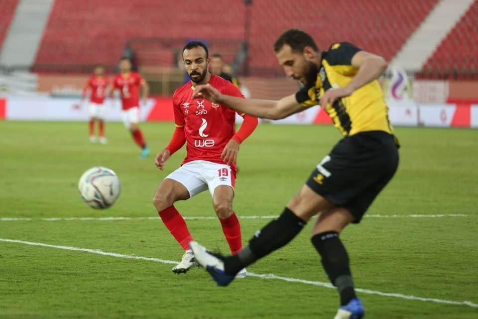 الاهلي يفوز على المقاولون العرب-2