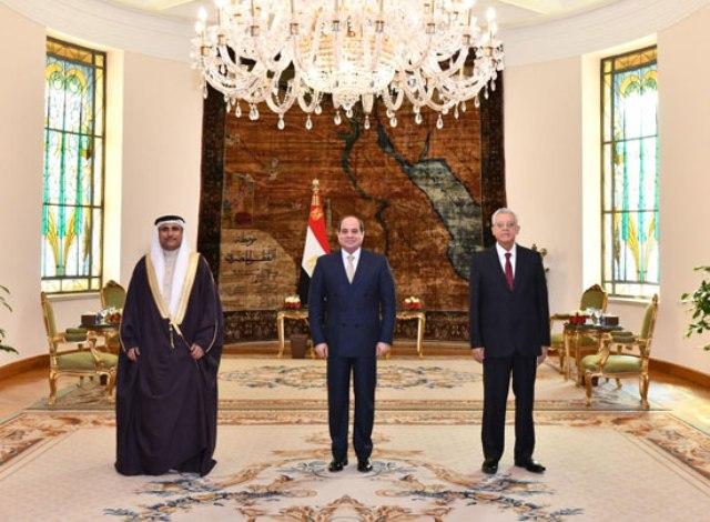 رئيس البرلمان العربي : مصر شهدت نقلة حضارية وتنموية غير مسبوقة في عهد الرئيس السيسي