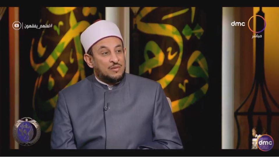فيديو| رمضان عبد المعز: نحن أفضل من الصحابة كما بلغنا سيدنا محمد