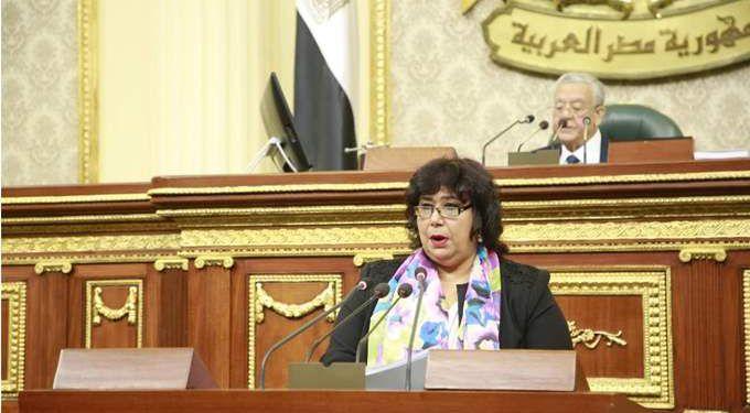 وزيرة الثقافة: الفن والثقافة أساس بناء الإنسان والشخصية المصرية