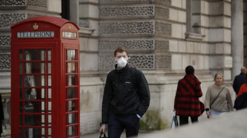بريطانيا تعلن 48 ألف إصابة جديدة بفيروس كورونا