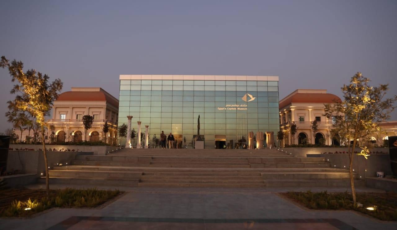 تفقد متحف عواصم مصر-6