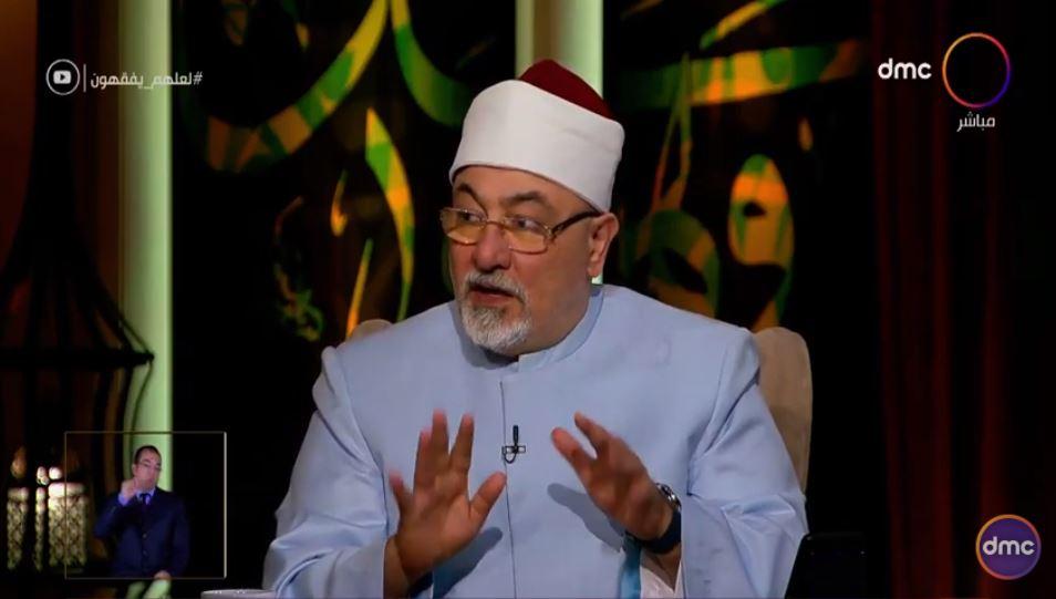 فيديو| خالد الجندي: مذهب ابن حنبل أسهل وأيسر المذاهب