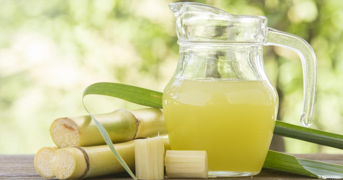 فوائد عصير قصب السكر لجسمك