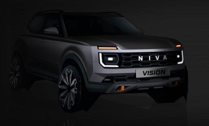 صور| شركة صناعة السيارات الروسية: لادا نيفا فيجين ستدخل مرحلة الإنتاج الفعلي