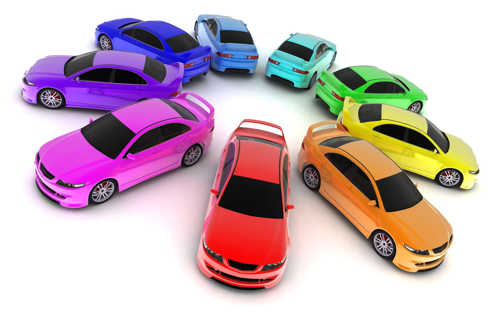 لون سيارتك يدل على شخصيتك