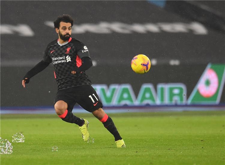ليفربول يفوز على وست هام بقيادة محمد صلاح بالدوري الإنجليزي