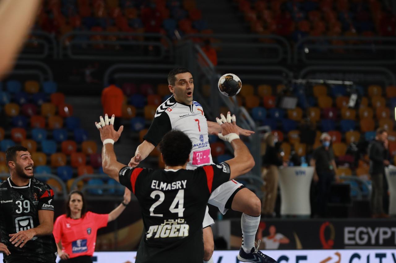 منتخب مصر يتأهل للدور الرئيسي من مونديال اليد بعد الفوز على مقدونيا