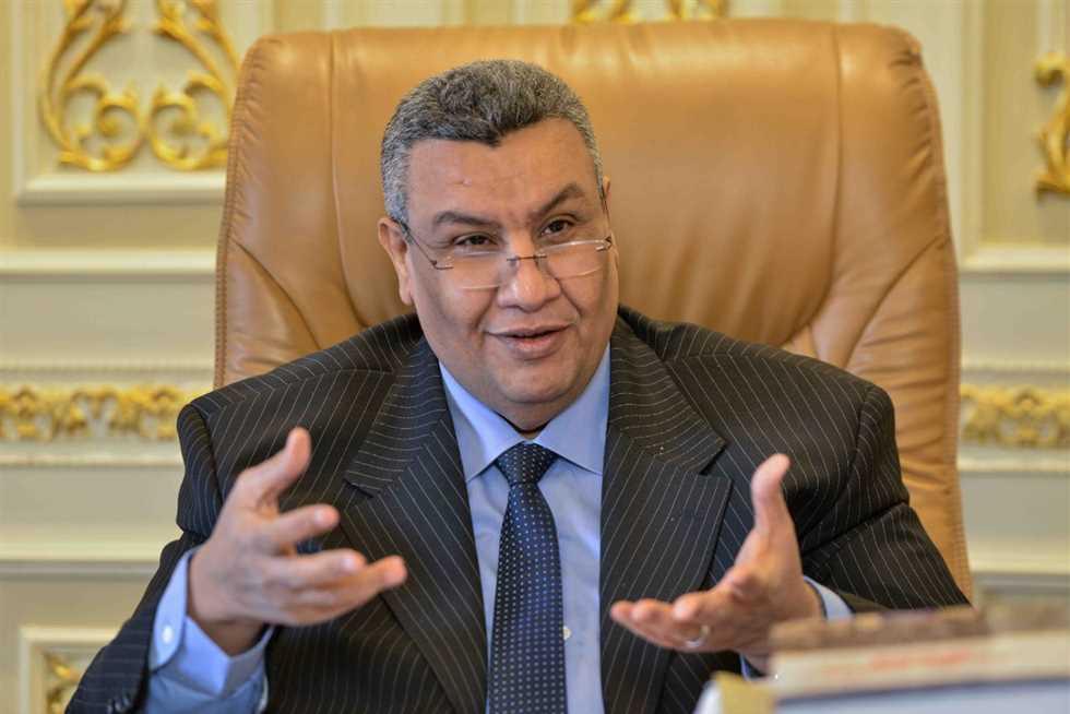 النائب مصطفى سالم يتقدم بطلب إحاطة لوزير التعليم العالي