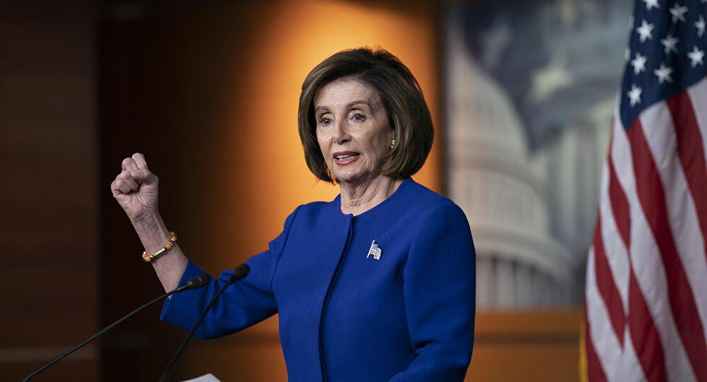 نانسي بيلوسي: تعبئة غير مسبوقة للأمن في الكونجرس بعد الهجمات الأخيرة