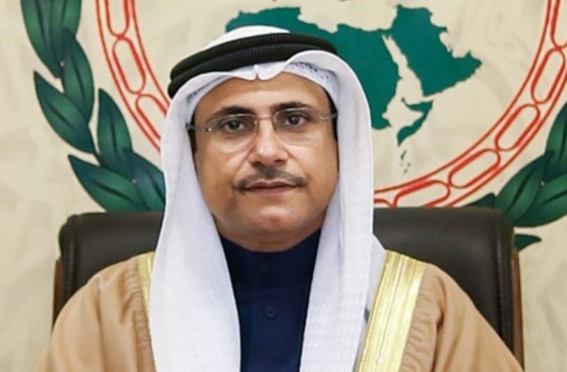 رئيس البرلمان العربي يهنئ ولي العهد السعودي بمناسبة نجاح العملية الجراحية التي أجراها