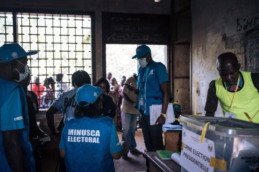 تعميم حظر التجوال بأفريقيا الوسطى قبل قرار محكمة الطعون على نتائج الانتخابات