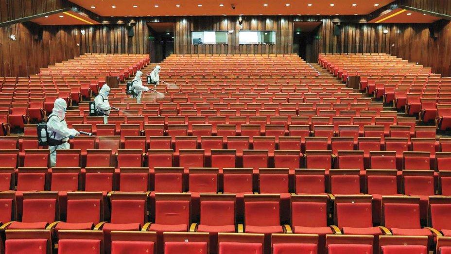 الصين: 3.07 مليار دولار عائدات دور العرض السينمائية خلال عام 2020