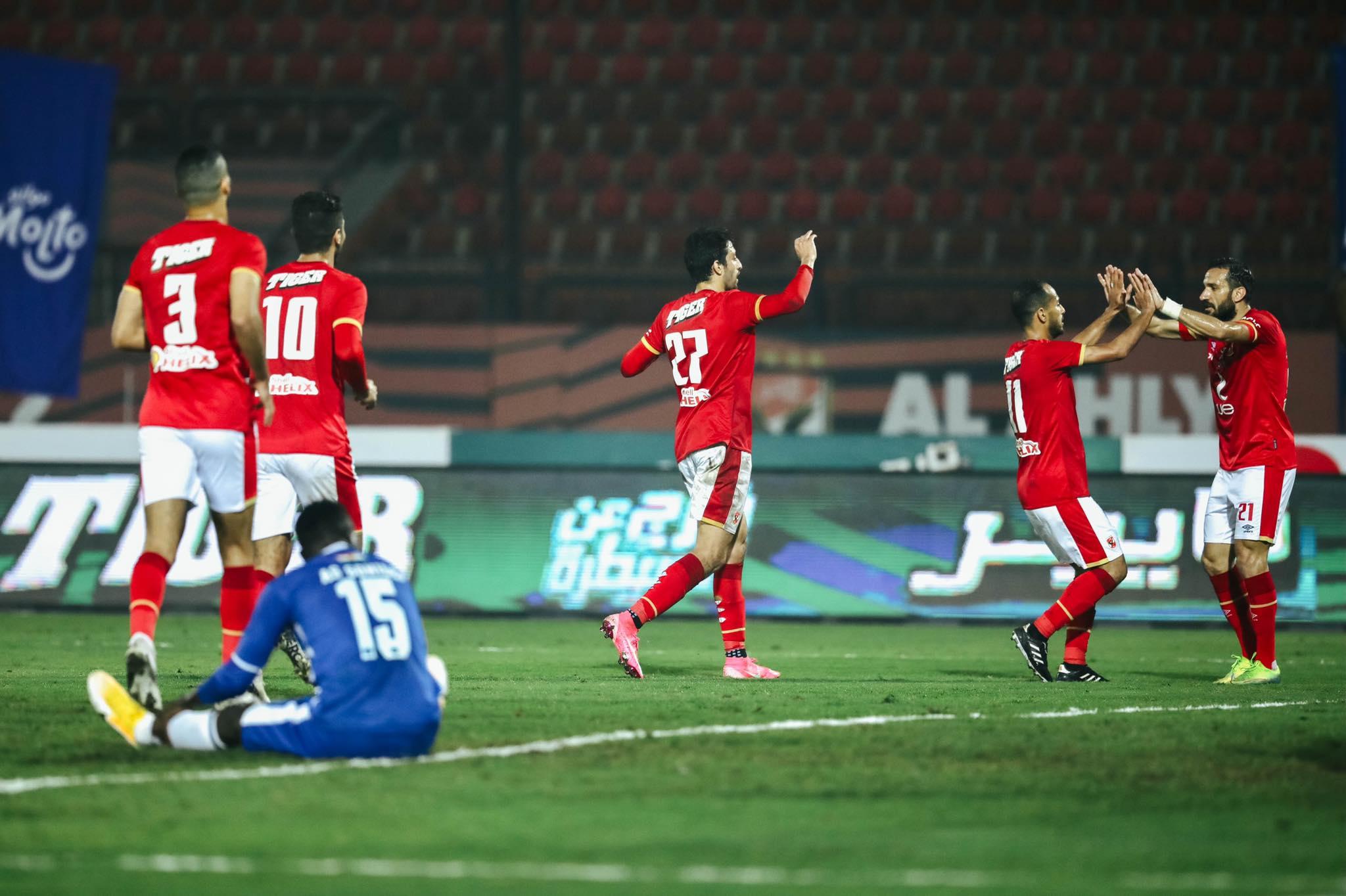 الأهلي يتأهل لدور المجموعات في دوري أبطال إفريقيا برباعية في شباك سونيديب بطل النيجر