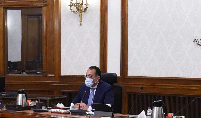 رئيس الوزراء يتابع الموقف التنفيذي لمنظومة التحول للري الحديث