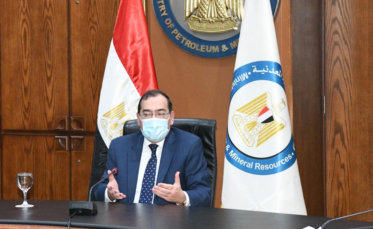 وزير البترول : الدعم الرئاسى لمشروع توصيل الغاز للمنازل ساهم بالتوسع فى استخدام الغاز