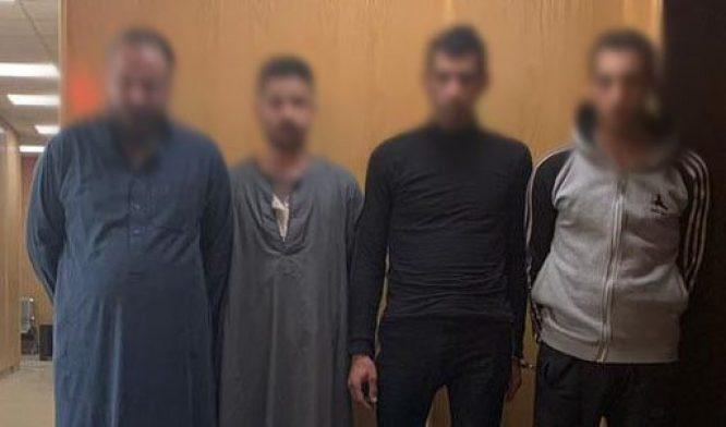 ضبط تشكيل عصابى تخصص نشاطه الإجرامى فى سرقة المساكن بالقاهرة