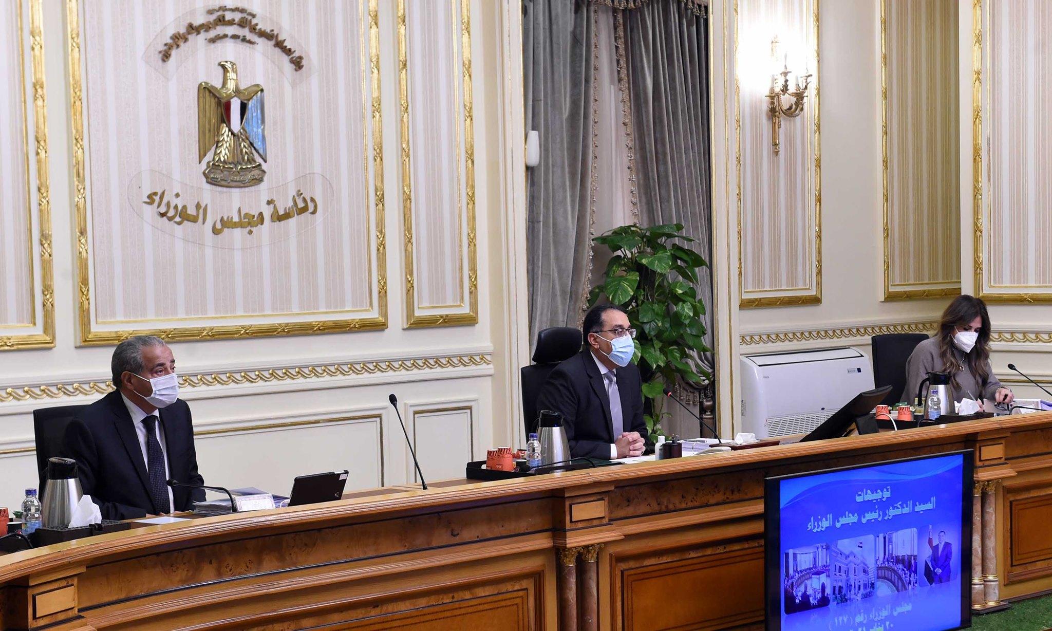 مدبولي يهنئ الرئيس والشعب بذكرى ثورة 25 يناير وعيد الشرطة