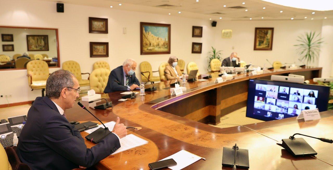 """وزير الاتصالات يشهد إطلاق الدورة الأولى من برنامج """"Startup Launchpad"""" لبناء قدرات رواد الأعمال"""