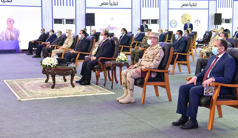 صحف الكويت تبرز رسائل الرئيس السيسي خلال افتتاح مشروع الاستزراع السمكي